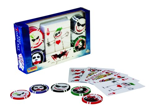 DC Comics The Dark Knight: The Joker Poker Pack