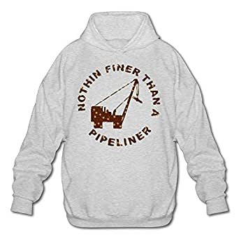 Amazon.com: FZYN Nothin Finer Than A Pipeliner Oil Mens