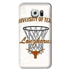 S6 Case, Schools - Texas Longhorns Net - Samsung Galaxy S6 Case - High Quality PC Case