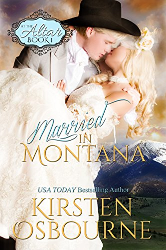 Married Montana At Altar Book ebook product image