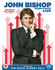 John Bishop Supersonic Live at the Royal Albert Hall