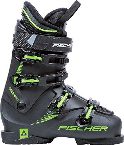 Fischer Mens Ski Boots - Fischer Cruzar 90 Ski Boots Mens Sz 9.5 (27.5)