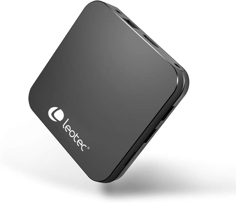 Leotec LETVBOXGC01 Android TV GCX2 216: Amazon.es: Coche y moto