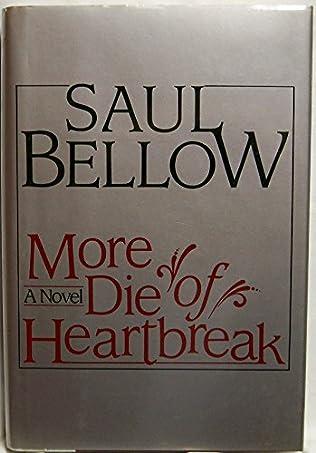 book cover of More Die of Heartbreak
