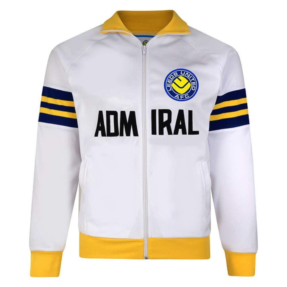 Leeds United 1978 Shirt Admiral