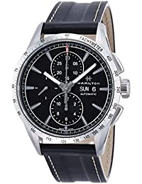 Broadway Automatic Chronograph Grey Dial Mens Watch H43516731