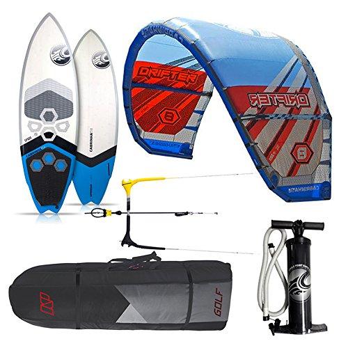 Cabrinha Wave Rider Kitesurfing Package
