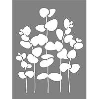 RAYHER Stencil, Grey, 15.25x20.32 cm
