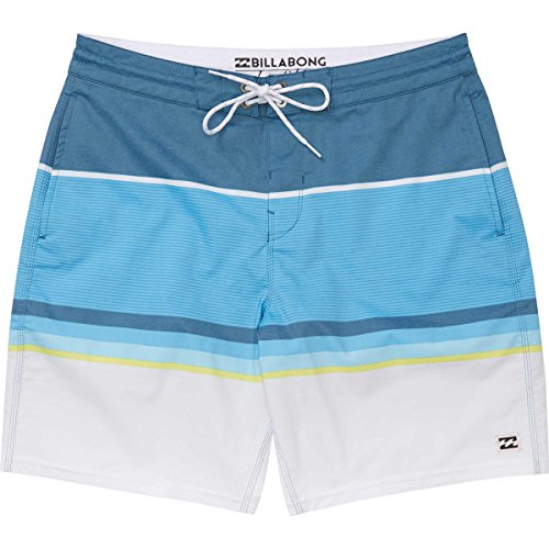 Billabong Big Boys' Spinner Lo Tide Stretch Boardshort, Indigo, 25