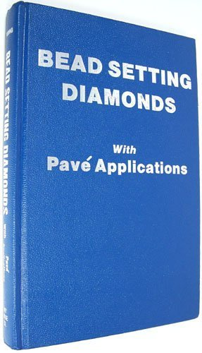 Bead Setting Diamonds With Pave Applications