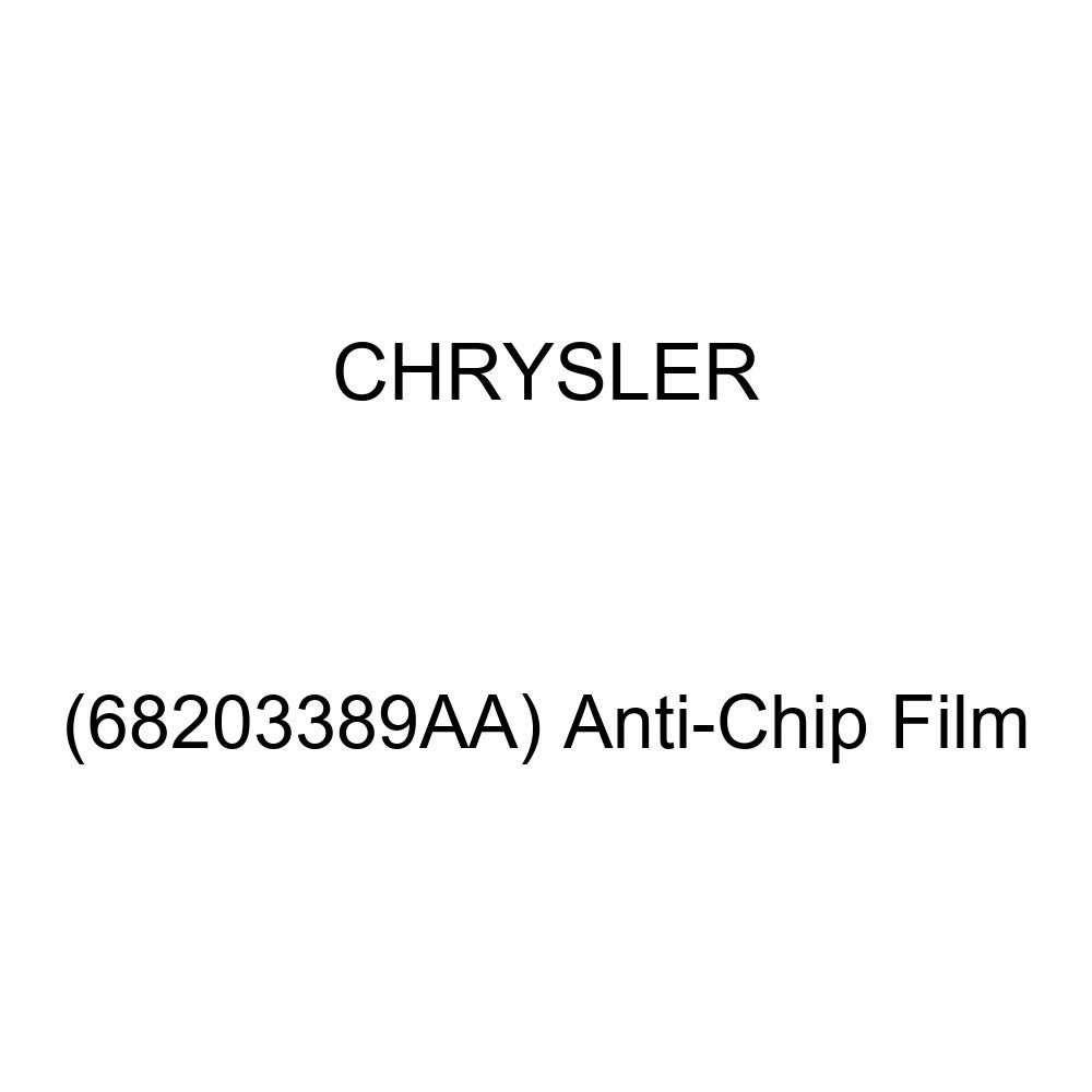Anti-Chip Film Chrysler Genuine 68203389AA