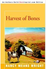 Harvest of Bones by Nancy Wright (2005-04-13)