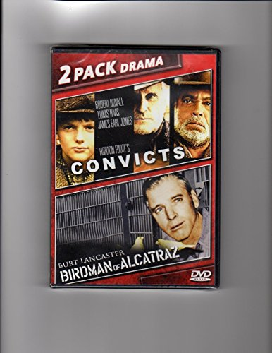 Convicts/Birdman of Alcatraz (Birdman Dvd Alcatraz Of)