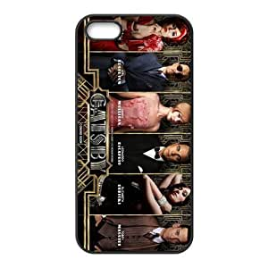 The Great Gatsby Design Solid Hard Customized Cover Case for iPhone 5 5s 5s-linda574