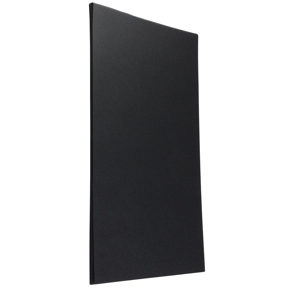 JAM PAPER Legal Metallic 32lb Paper - 8.5 x 14 - Black Stardream Metallic - 25 Sheets/Pack