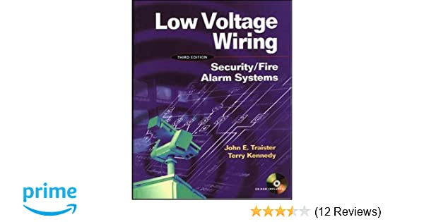 Low Voltage Wiring Security Fire Alarm Systems Terry