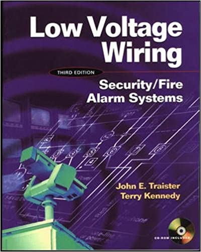 Magnificent Low Voltage Wiring Security Fire Alarm Systems Terry Kennedy John Wiring 101 Garnawise Assnl