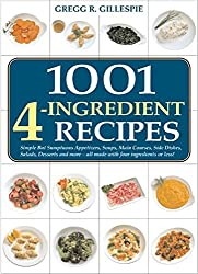 1001 Four-Ingredient Recipes