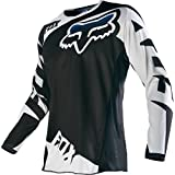 Fox Racing 2016 180 Race Men's Dirt Bike Motorcycle Jerseys - Black / Small