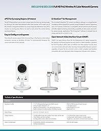 2 MP Full HD Cube Wireless IP Camera (DCS-2230)