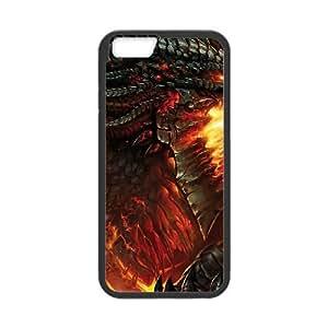 iPhone 6 Plus Screen 5.5 Inch Csaes phone Case World of Warcraft MSSJ92206