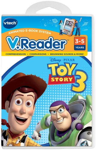 VTech - V.Reader Software - Toy Story 3