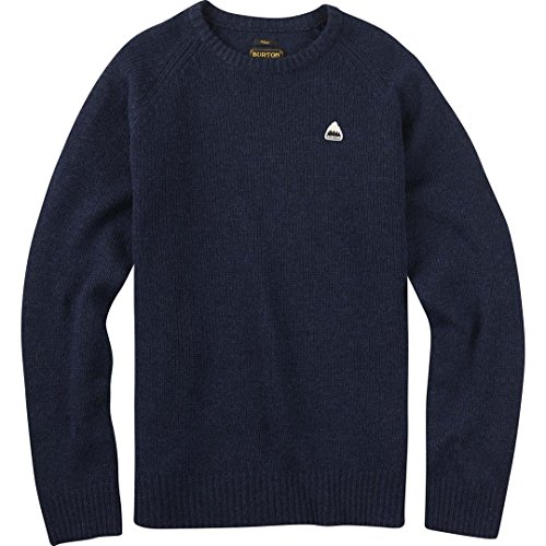 Burton Mens Gus Sweater (Dress Blues Heather /