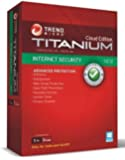 Trend Micro Internet Security - 3 PCs, 1 Year (Cloud Edition) (CD)