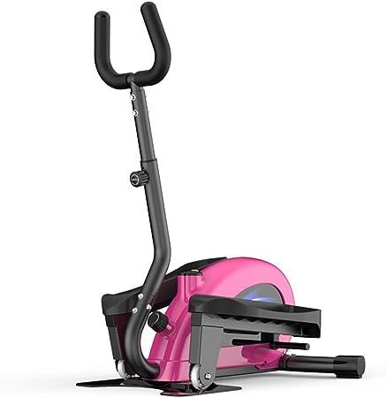 Ejercicio Máquinas de Step Step-Up Up-Down Máquina de Adelgazamiento para Adelgazar en casa Mini Stepper (Color : Pink): Amazon.es: Deportes y aire libre