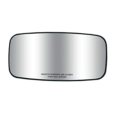 "CIPA 02000 COMP Universal 7"" x 14"" Marine Mirror: Automotive"