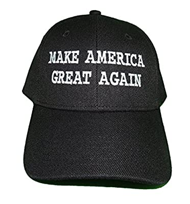 A2S Make America Great Again Donald Trump USA 2016 Embroidered Hat 4 Colors