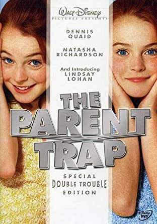 The Parent Trap Bilingual Amazon Ca Lindsay Lohan Dennis Quaid