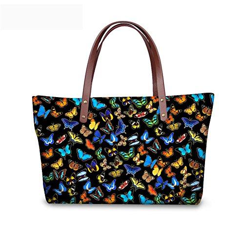 Coloranimal - Moda donna Butterfly-5