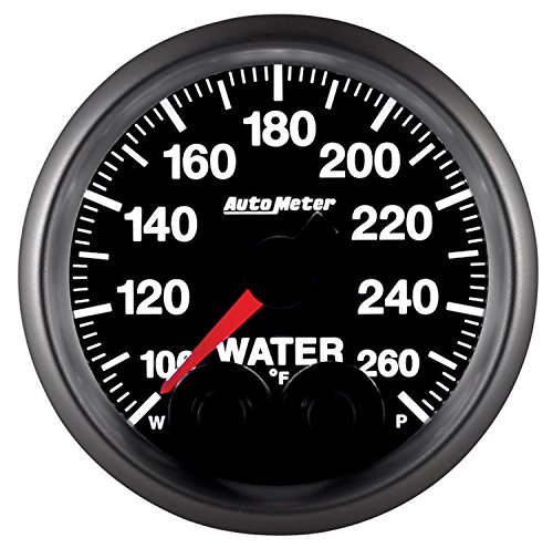 - Auto Meter 5654 Elite Series Water Temperature Gauge