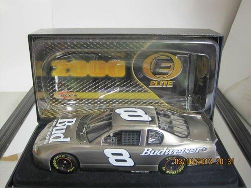 Diecast Test Car (2000 NASCAR Action RCCA Elite . . . Dale Earnhardt Jr. #8 Budweiser Test Car Chevy Monte Carlo 1/24 Diecast . . . Limited Edition 1 of 3,500 . . . Elite Edition)