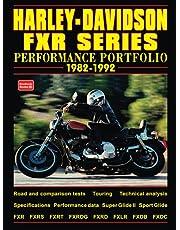 Harley-Davidson FXR Series: Performance Portfolio 1982-1992
