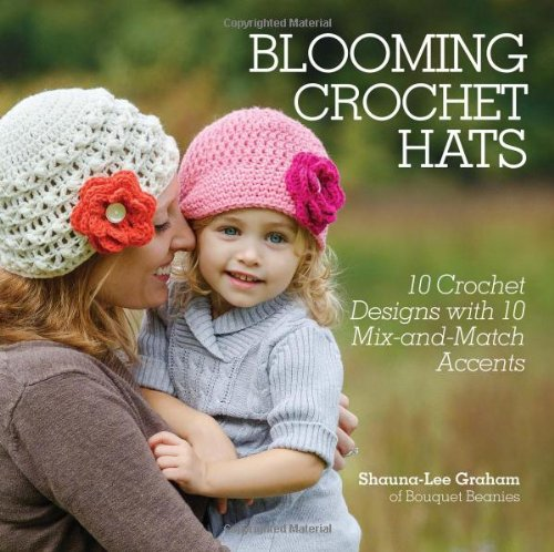 Earflap Hat Knitting Pattern (Blooming Crochet Hats: 10 Crochet Designs with 10 Mix-and-Match)