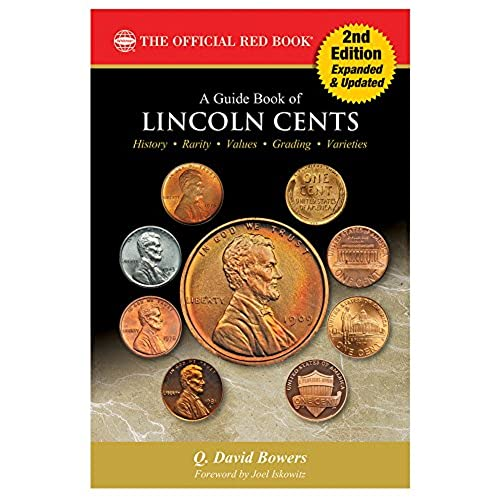 Lincoln Cents Value - A Guide Book Of Lincoln Cents 2nd Edition