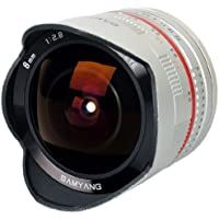 Samyang SY28FE8S-SE 8mm F2.8 Ultra-Wide Fisheye Lens for Sony E-mount and NEX Cameras