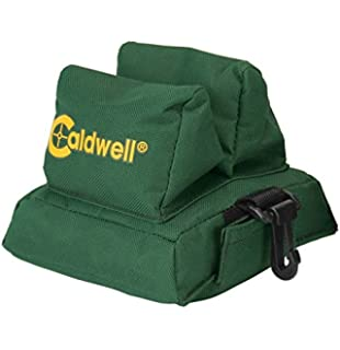 Caldwell Deluxe Universal Wide Benchrest Front Rest Filled Bag