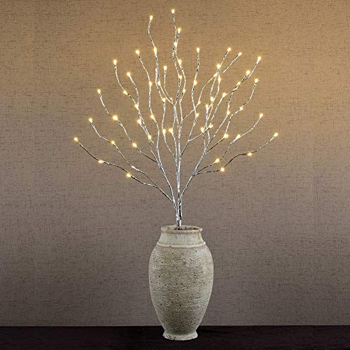 Abba Patio Branch Lights 39Inch 60LED Pl...