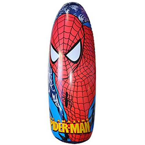 Baby Inflatable Tumbler Boxing Stand Up Punching Toy Bop ...