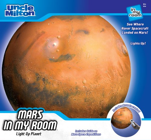 Uncle Milton - Mars in My Room