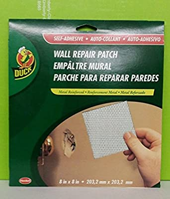 Painting Supplies Duck Brand 8 Inch X 8 Inch Wall Repair Patch