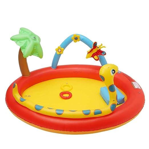 Treslin Piscina Inflable, niños, niños, Juegos al Aire Libre ...
