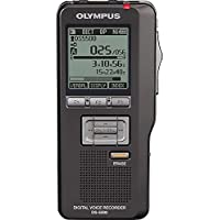 Olympus Professional Digital Voice Recorder - No software