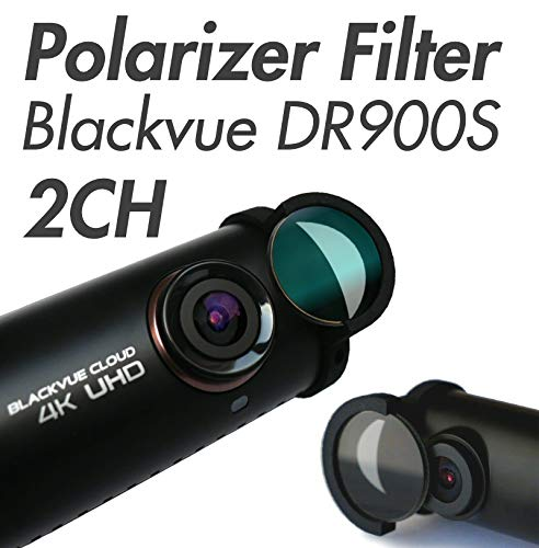 Polarizer Filter Clip Compatible with BlackVue DR900S 2CH