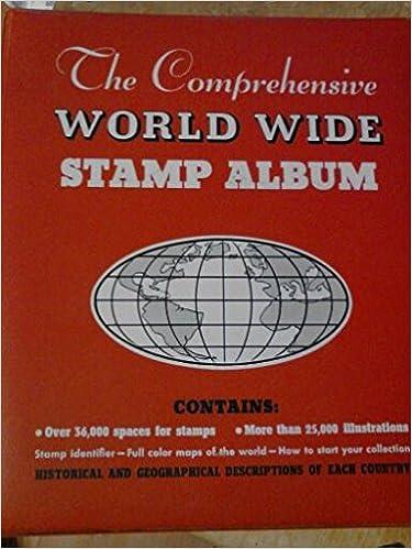 The Comprehensive World Wide Stamp Album New Enlarged
