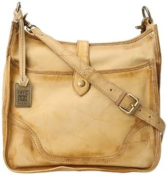 FRYE Campus Cross-Body Handbag,Banana,One Size