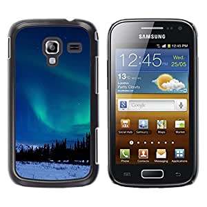Stuss Case / Funda Carcasa protectora - Winter In The Forest - Samsung Galaxy Ace 2
